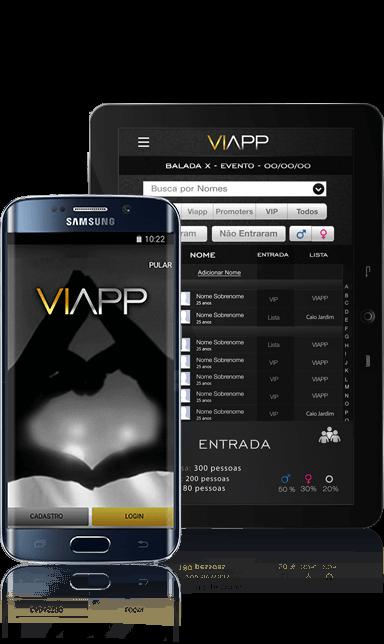viapp app mobile celular tablet host ios android oz technology epoc viapp revendas automação comercial aplicativo entretenimento food service
